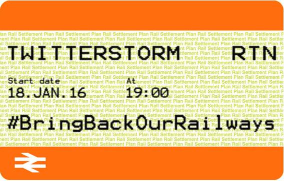 #BringBackOurRailways