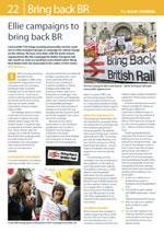 ASLEF Journal, November 2011
