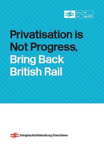 Privatisation is Not Progress