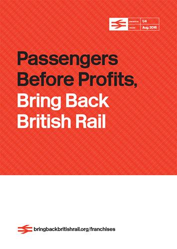 Passengers before Profits